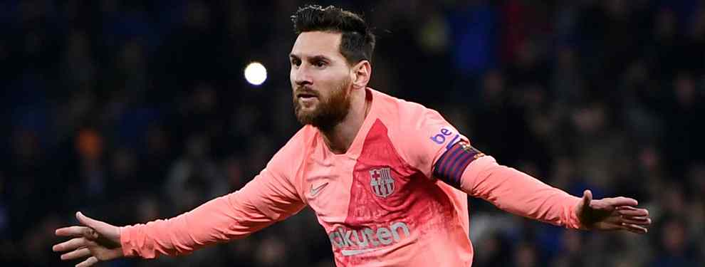Se va a la Premier: el crack que deja tirado al Barça (y a Messi)