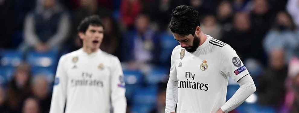 Brutal: una leyenda se despacha a gusto contra Isco (y el lío en el Real Madrid es bestial)