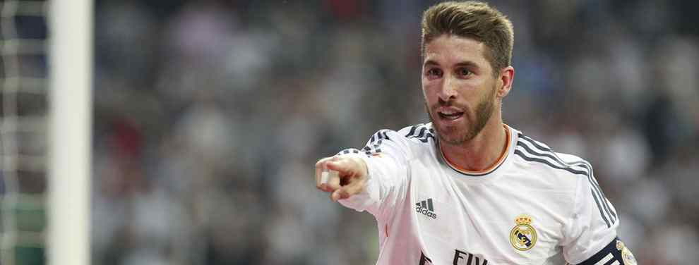 Sergio Ramos a gritos en el Madrid: la pelea que deja a Bale, Benzema y Modric con cara de susto
