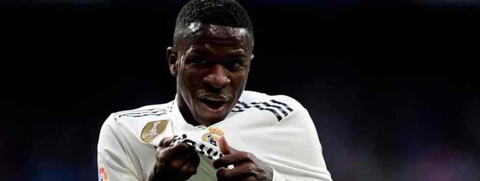 Ronaldo no es el único que quiere a Vinicius para invierno: La Premier lo pide (y ya hay oferta)