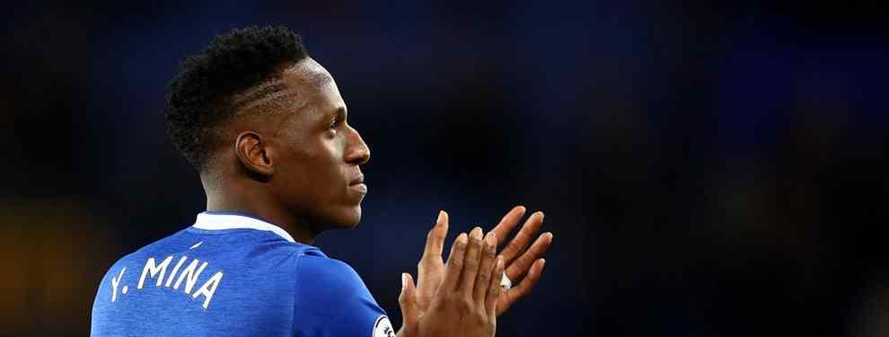 El rencor de Yerry Mina: Las estrellas del Barça con las que no se habla
