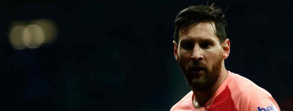 El crack mundial que ha rechazado al Real Madrid para poder jugar con Leo Messi