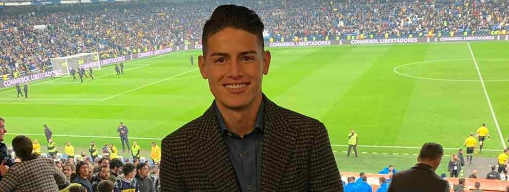 Los tres cracks colombianos por los que peleará media Europa en 2019 (Florentino, involucrado)
