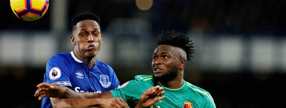 Yerry Mina asusta a Messi y al Barça con un fichaje que es un bombazo