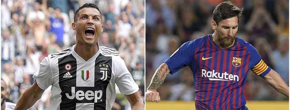 Messi suelta la mayor bomba tras el sorteo de la Champions (y revienta a Florentino y Cristiano)
