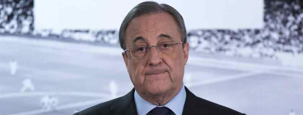 Uno menos. Florentino Pérez ve como un objetivo para la delantera se escapa. Mauro Icardi, al que las quinielas colocaban como favorito para llegar al Real Madrid, renovará con el Inter de Milán.