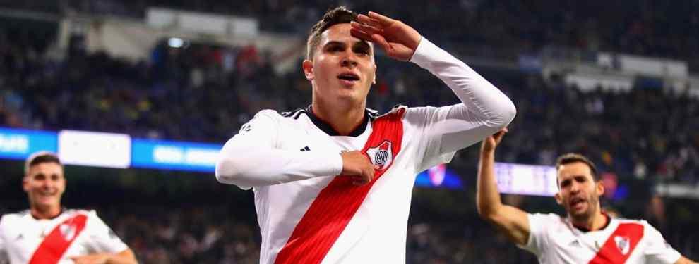 Estaba todo pactado. La marcha de Juan Quintero a China a cambio de 20 millones de euros se daba por hecha en Colombia y en Argentina. River Plate ya había acordado las cifras con el Guangzhou Evergrande.