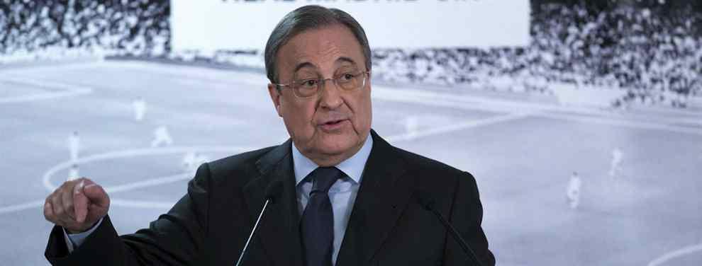 Los 19 fichajes del Real Madrid en enero: la lista (y las bombas) de Florentino Pérez