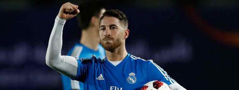 Sergio Ramos tiene una bronca muy fea con un crack del Real Madrid (y no es Isco)