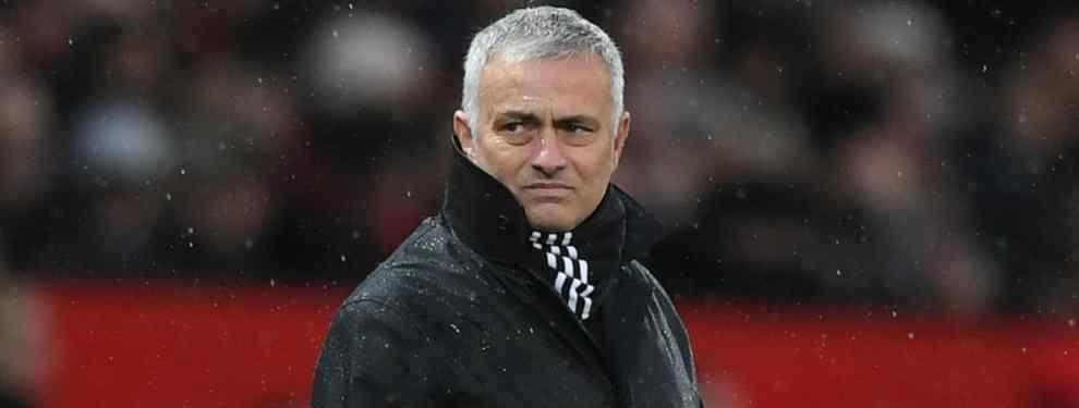 Más madera. Mourinho es el gran elegido para comandar el Real Madrid 2019-20.  Las conversaciones entre Florentino Pérez y el técnico portugués, que acaba de ser despedido por el Manchester United