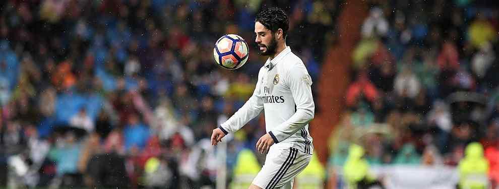 Nuevo lío con Isco en el Real Madrid: la bomba que estalla en el Mundial de Clubes