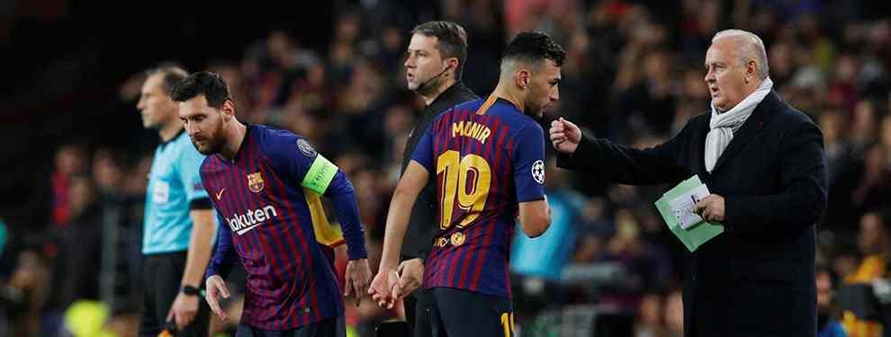 Calabazas al Real Madrid (y al Barça de Messi): el galáctico que no se moverá