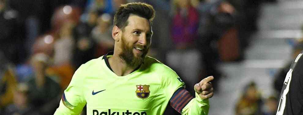 El Barça tiene prisa por fichar a un central. Es una emergencia y Messi lo ha exigido. Pero eso no quiere decir que haya que hacerlo a cualquier precio. Ni tampoco a la desesperada.