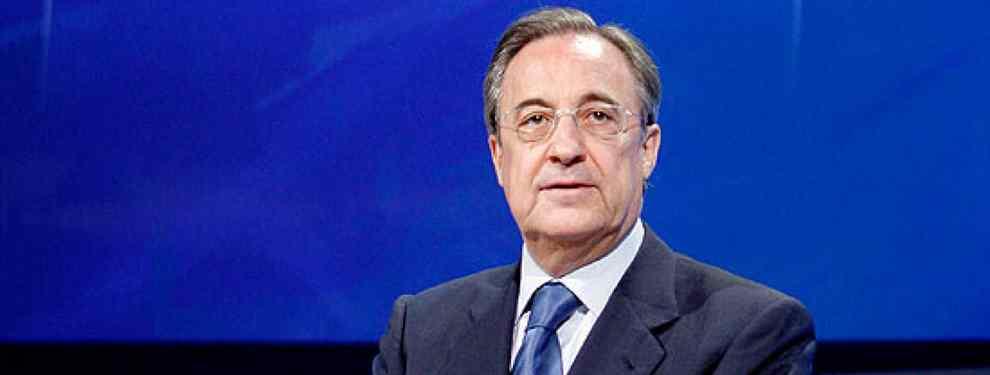70 Millones Y Al Real Madrid El Galctico Tapado De Florentino Prez