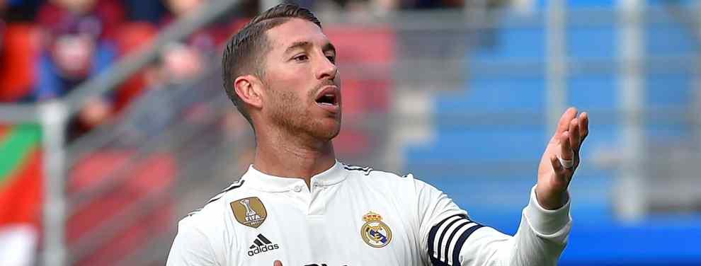 Sergio Ramos hacer correr la voz: Florentino Pérez acaba de cerrar un fichaje para el Real Madrid