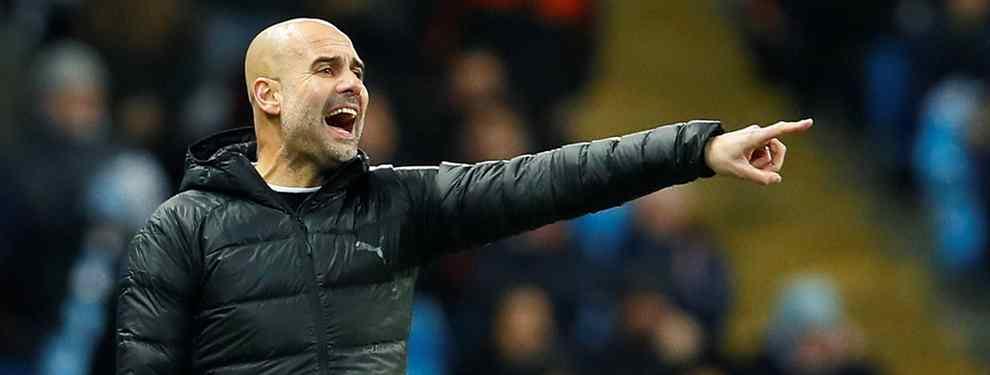 Pep Guardiola sabe mejor que nadie quien es Mourinho. El técnico del City ha sufrido al portugués en la Premier y en la Liga, cuando dirigía al Barcelona.  'Mou' está, hoy por hoy, en la 'pole' para dirigir al Real