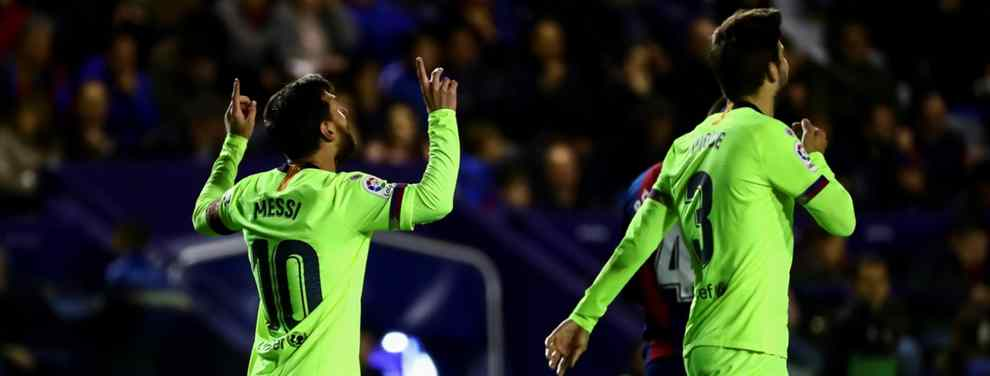Palo para Florentino Pérez. Y de los que duelen, además. Frenkie de Jong, objetivo del Real Madrid, ha rechazado la opción de vestir de blanco y su futuro apunta al Barça, con Messi.