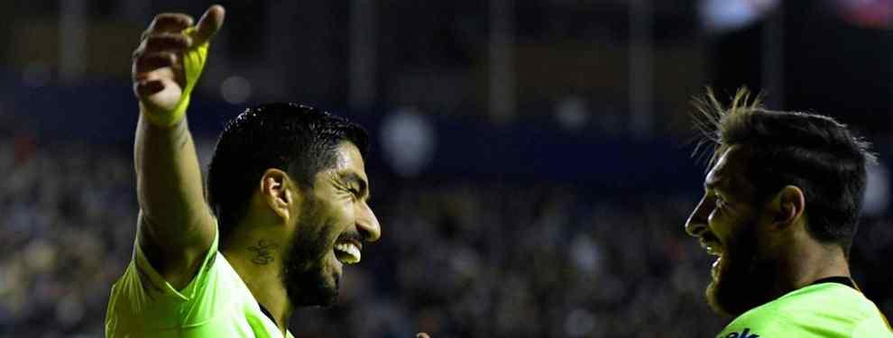 Al ágape asistió la primera plantilla del Barça en pleno y las primeras filtraciones de lo acontecido en la celebración dejan un aviso alto y claro al Real Madrid y a Florentino Pérez.