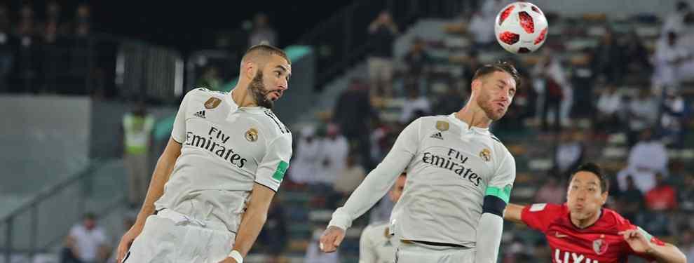 Tres operaciones en una. Florentino Pérez quiere reforzar la defensa y carga las armas.  El presiente del Real Madrid guarda una partida de 150 'kilos' para tres fichajes estrellas en la última línea: dos centrales y un lateral.