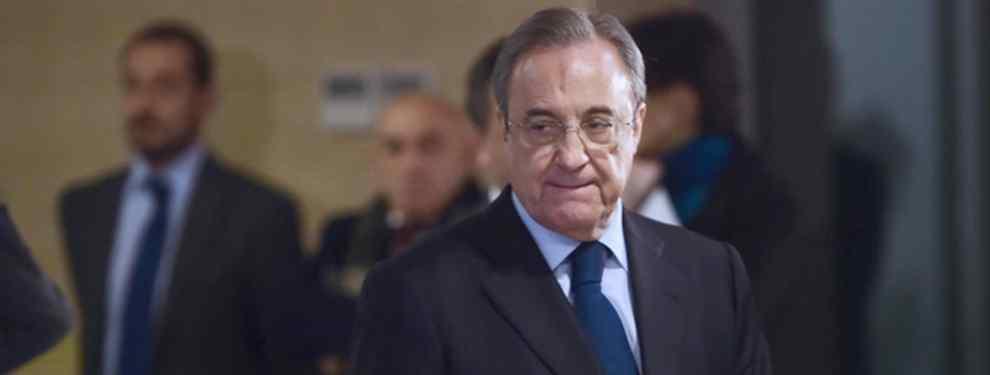 La amenaza a Florentino Pérez con el Barça (y Messi) de un crack del Real Madrid