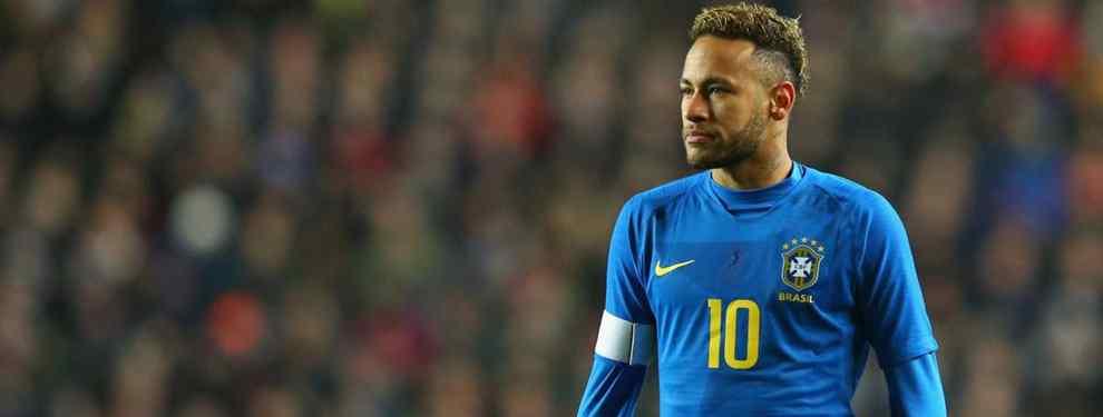 ¿Sabe lo de Neymar? El escándalo que el PSG no sabe tapar (y que llega a Florentino y al Madrid?