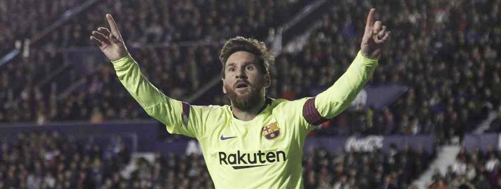 Otro paquete para Messi: Florentino no lo quiere en el Madrid (y negocia su fichaje con el Barça)