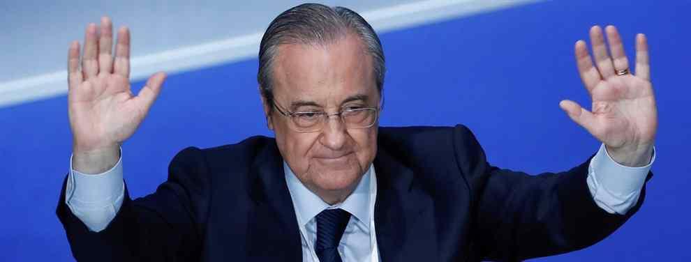 Florentino Pérez pasa la escoba. El presidente del Real Madrid ya tiene en mente quién formará parte del equipo la temporada que viene y quién no. Las sorpresas, sonadas.