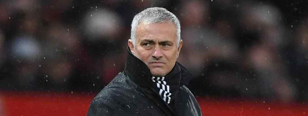 Mourinho recibe una oferta galáctica para cargarse su fichaje por el Real Madrid