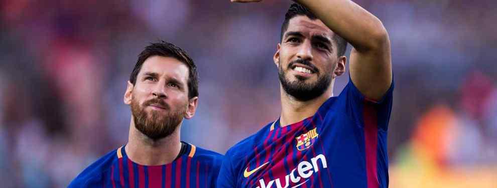 En el Barcelona uno de los que viene avisando que será casi con total seguridad su última temporada es Luis Suárez, ya cerca de los 32 años buscará un destino donde pueda pasar sus últimos años.