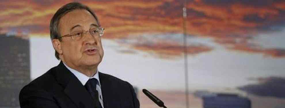 El fichaje que Florentino Pérez no ha podido cerrar para enero por culpa del Mundial de Clubes