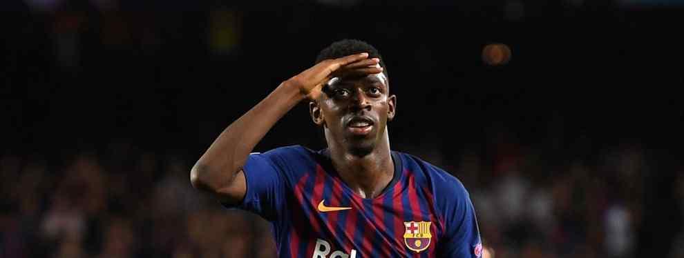 El tema entre Ousmane Dembélé y el Barcelona está lejos de zanjarse, a pesar de que en los últimos días había disminuido la tensión en el ambiente a causa de sus buenas actuaciones.