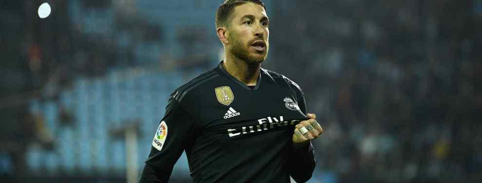 La oferta de la Premier League que Sergio Ramos ha rechazado para superar un récord histórico