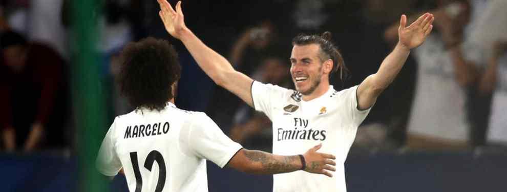 La llamada de Ronaldo a Bale tras la final del Mundial de Clubes que revolucionó el vestuario