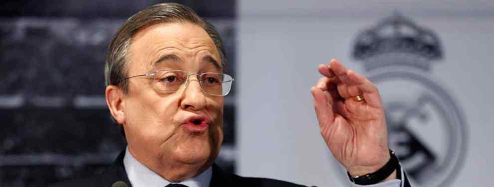 Florentino Pérez prepara un mercado invernal que se presenta apasionante en el Real Madrid. El presidente blanco ya prepara la cartera, mientras que su teléfono no deja de sonar.