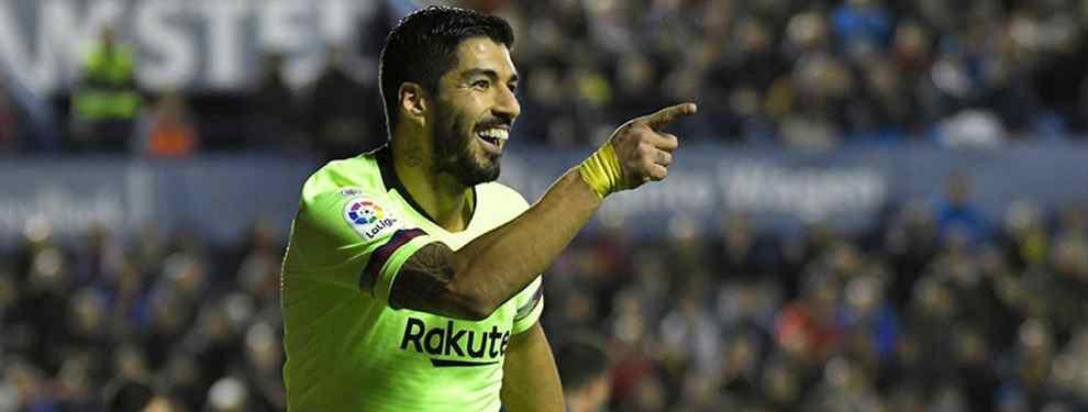 Encontrar a un jugador que pueda hacer olvidar a Luis Suárez. Esa es la prioridad de la directiva del Barça, que desde hace meses sondea el mercado en búsqueda de un delantero con proyección.