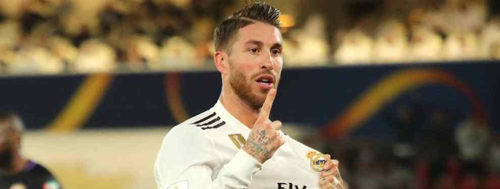 Sergio Ramos está en la calle: Mourinho pide a Florentino Pérez un crack colombiano para el Madrid