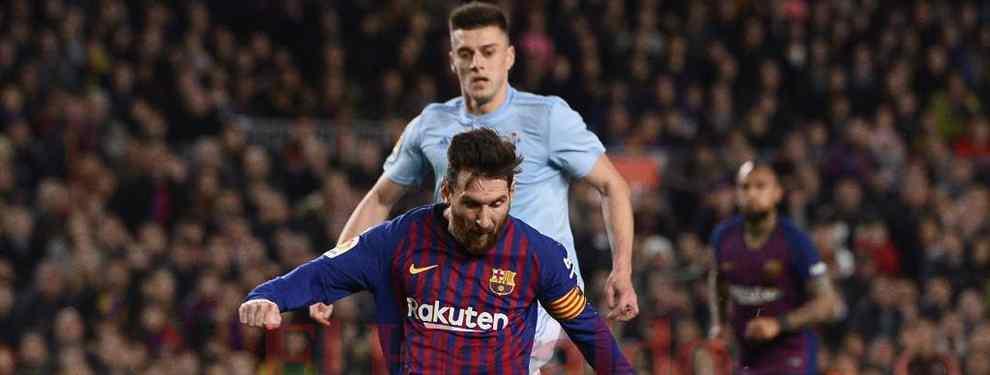 Regalo de Navidad para Messi: fichaje cerrado en el Barça (y no hace ni 24 horas)