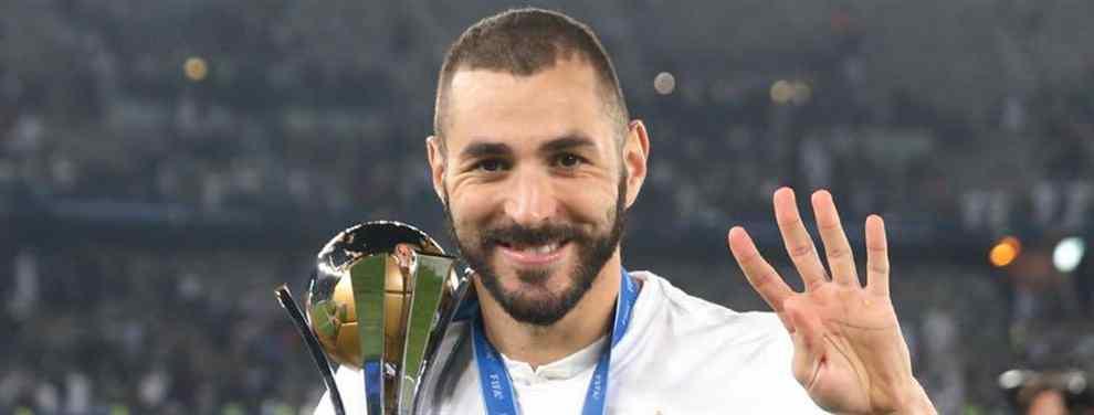 80 millones y al Real Madrid. Florentino Pérez encuentra al nuevo Benzema