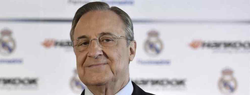 Florentino saca el talonario: premio de 35 millones para quitarle un fichaje a Messi (y al Barça)