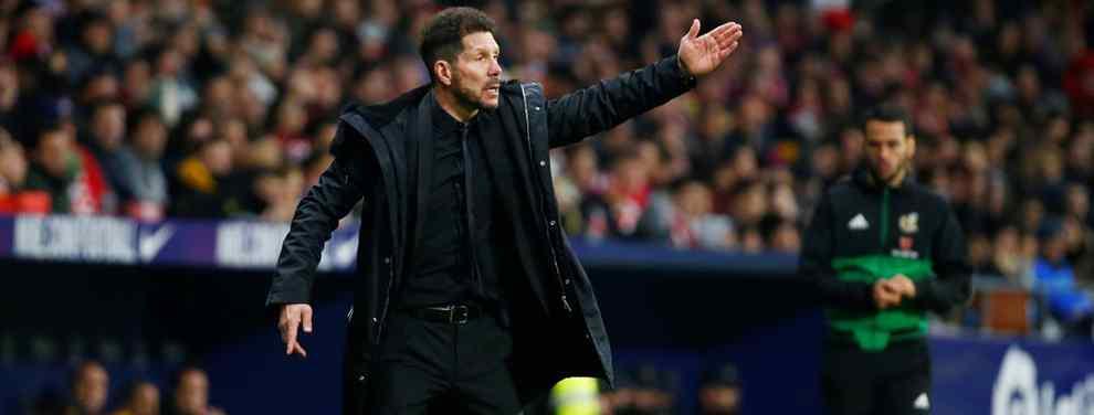 Simeone le quita un fichaje estrella a Florentino Pérez (y al Real Madrid)