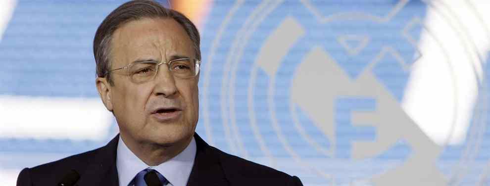 Jugará en el Real Madrid. El directivo que avisa de un fichaje inminente de Florentino Pérez