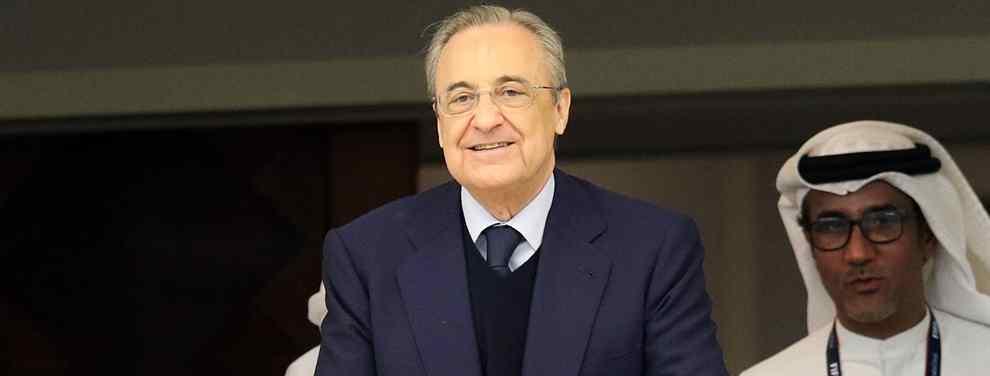 Florentino Pérez cierra la lista de fichajes para enero en el Real Madrid (y hay sorpresas)