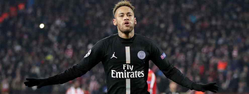 Neymar tiene precio sorpresa: la cláusula que llega a Florentino Pérez (y al Barça de Messi)