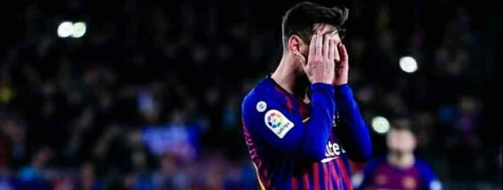 Messi tendrá un nuevo compañero pronto. Valverde ha decidido que Moussa Wagué, futbolista del filial, pase a formar parte del primer equipo a partir de enero, para reforzar el lateral diestro.
