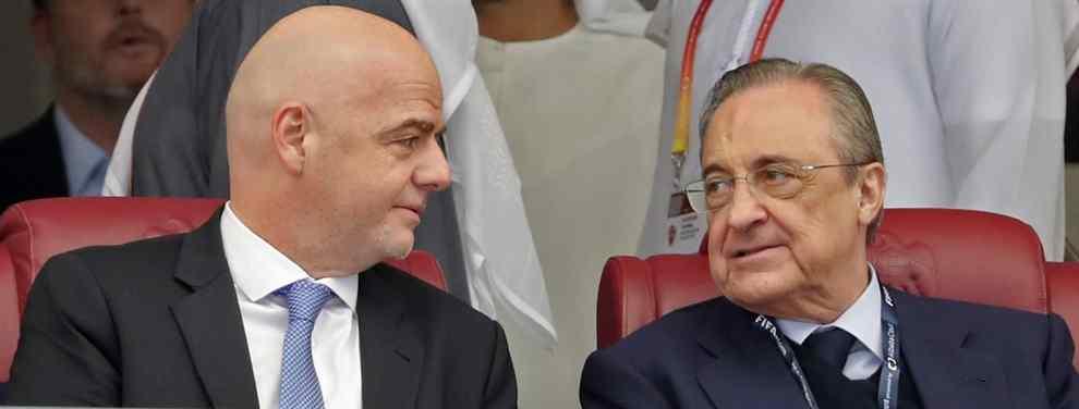 El Manchester United sube la puja para reventar un fichaje clave a Florentino Pérez