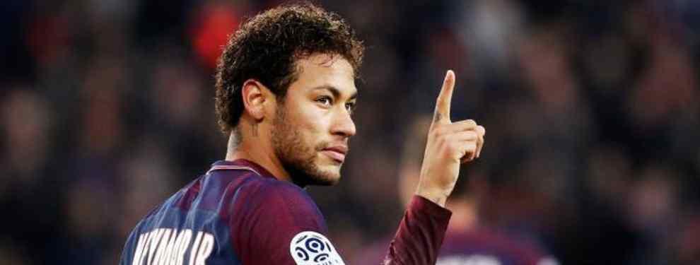 Viene con Neymar al Real Madrid: el fichaje tapado de Florentino Pérez para el Real Madrid