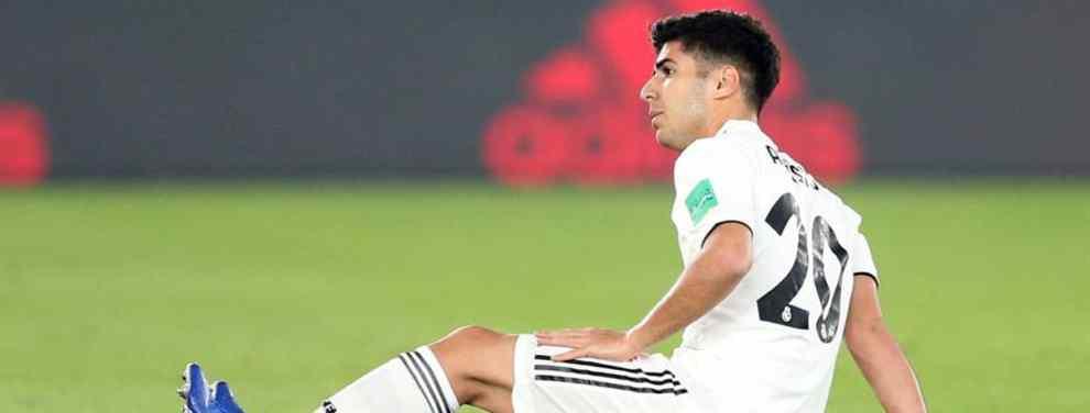 Aviso a navegantes: Marco Asensio no se rinde. El crack balear del Real Madrid no va tirar la toalla, ni a salir pitando del Santiago Bernabéu. Al contrario.
