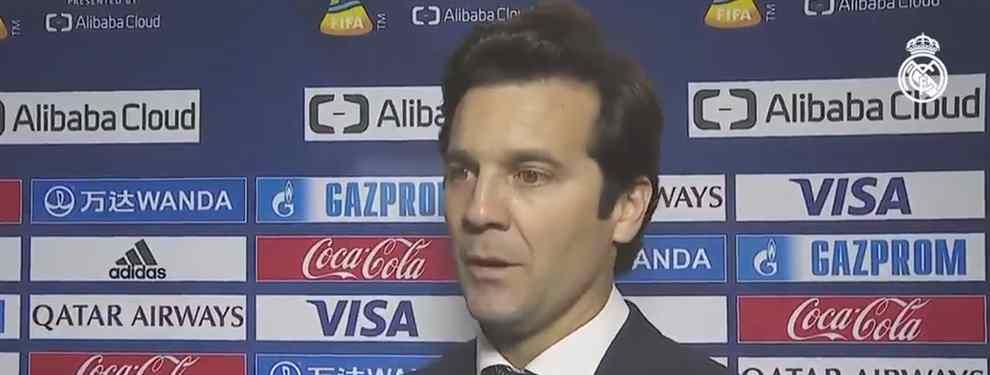 Oportunidad de mercado. Santiago Solari tiene fecha de caducidad en el Real Madrid -próximo junio-, pero hasta entonces va a trabajar como si su cargo fuera eterno.