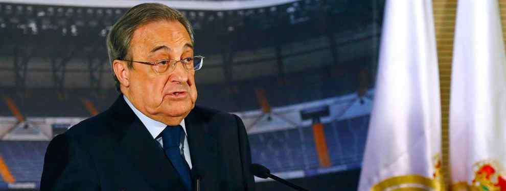 Florentino Pérez se lo lleva: el fichaje chollo (y que el Barça quiere) para el Real Madrid