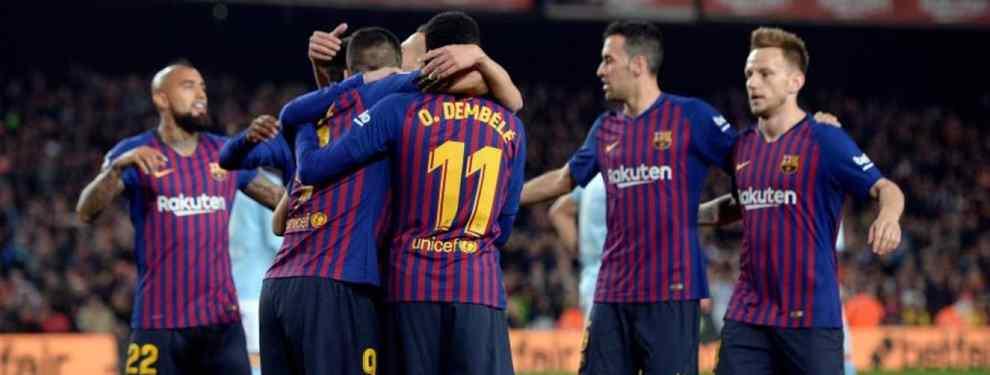 Malas noticias para el Barcelona. El club lleva semanas muy mosca con un crack del equipo, y los peores temores acaban de confirmarse.  Samuel Umtiti negó pasar por el quirófano para finiquitar sus problemas de rodilla y la lesión